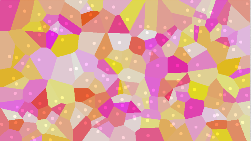 Fast Voronoi Diagrams And Distance Field Textures On The Gpu With
